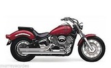 Thumbnail YAMAHA V STAR XVS1100A CLASSIC BIKE 1999-2007 REPAIR MANUAL