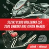 Thumbnail SUZUKI VL800 BOULEVARD C50 2001 ONWARD BIKE REPAIR MANUAL